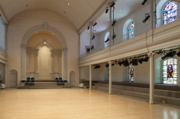 Danspace Project at St. Mark's Church